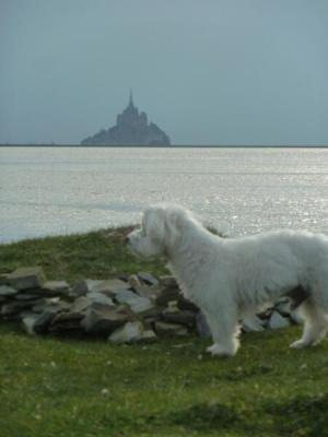 Location pour week-end au Mont Saint-Michel