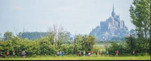 Marathon de la baie du Mont-Saint-Michel